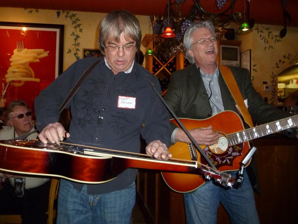 INAUGURAL FUNDRAISING DINNER - Scott Sellen, Richie Furay