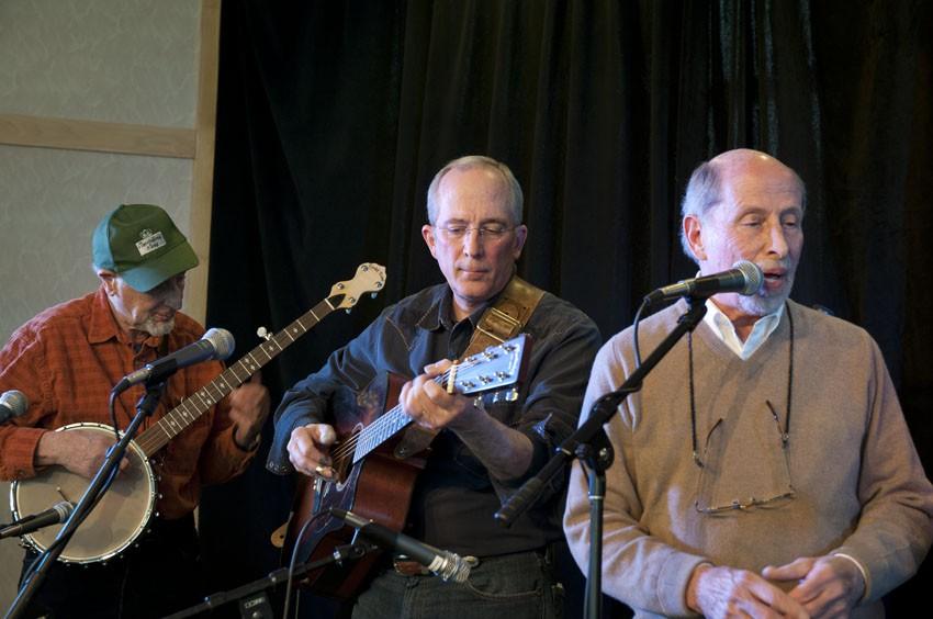 HARRY TUFT-BARRY FEY – Dick Weissman, Rich Moore, Harry Tuft