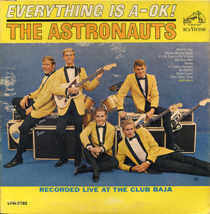 The Astronauts Everything is A-Ok