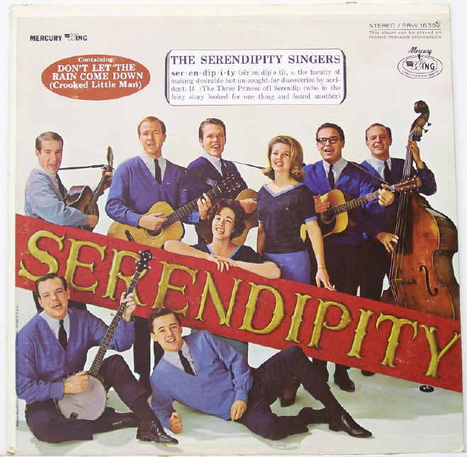The Serendipity Singers - Plastic
