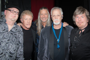 Firefall's Sandy Ficca, Steve Weinmeister, Andes, David Muse and Bartley