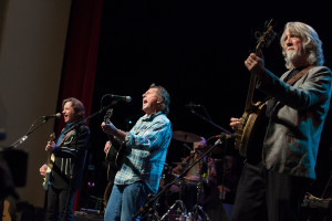 Nitty Gritty Dirt Band's Hanna, Jimmy Ibbotson and John McEuen