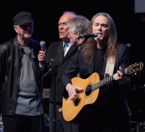 Poco's Rusty Young, Paul Cotton, Furay and Timothy B. Schmit