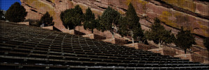 Red Rocks Seats