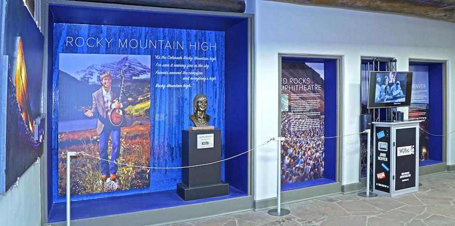 John Denver exhibit 1