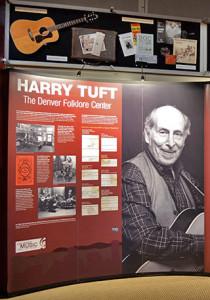 Harry Tuft Exhibit