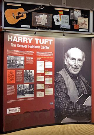 EXHIBIT - Harry Tuft
