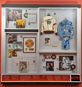 John Denver display exhibit