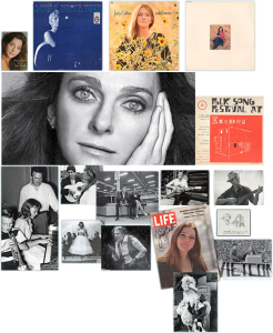 Judy Collins Collage