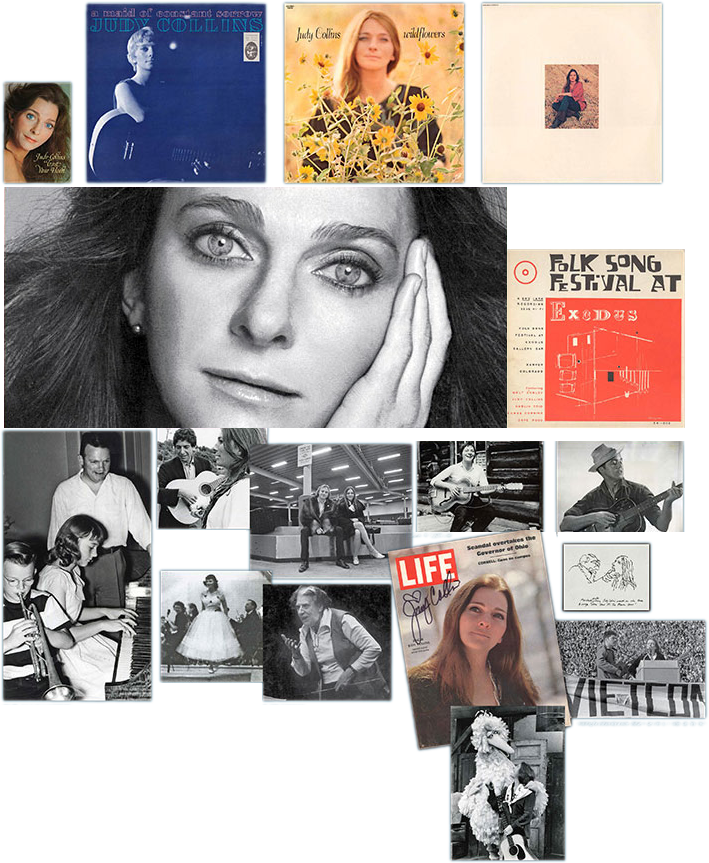 Judy-Collins-Collage