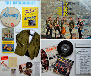 Rockin the 60s The Astronauts