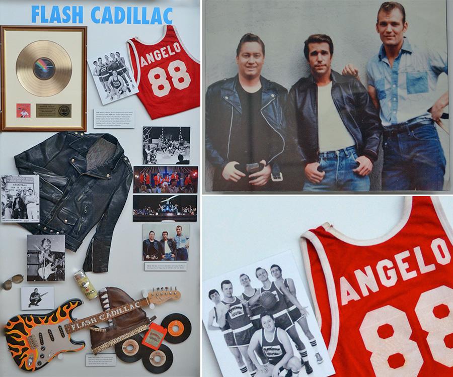 Rockin the 60s flash cadillac