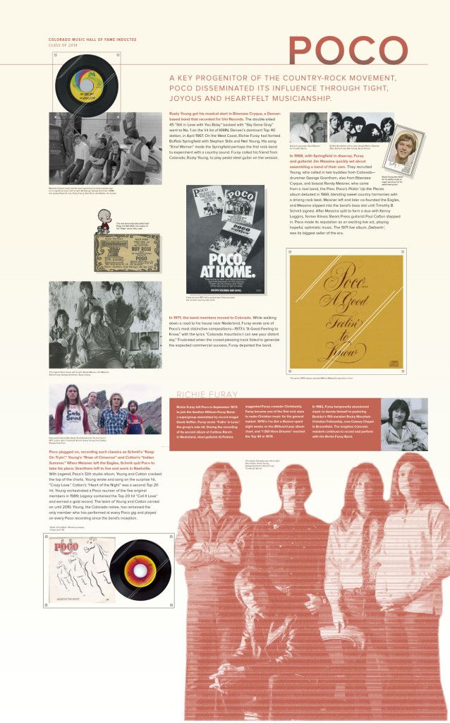 Poco the Band infographic