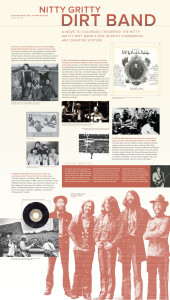 Nitty Gritty Dirt Band Panels