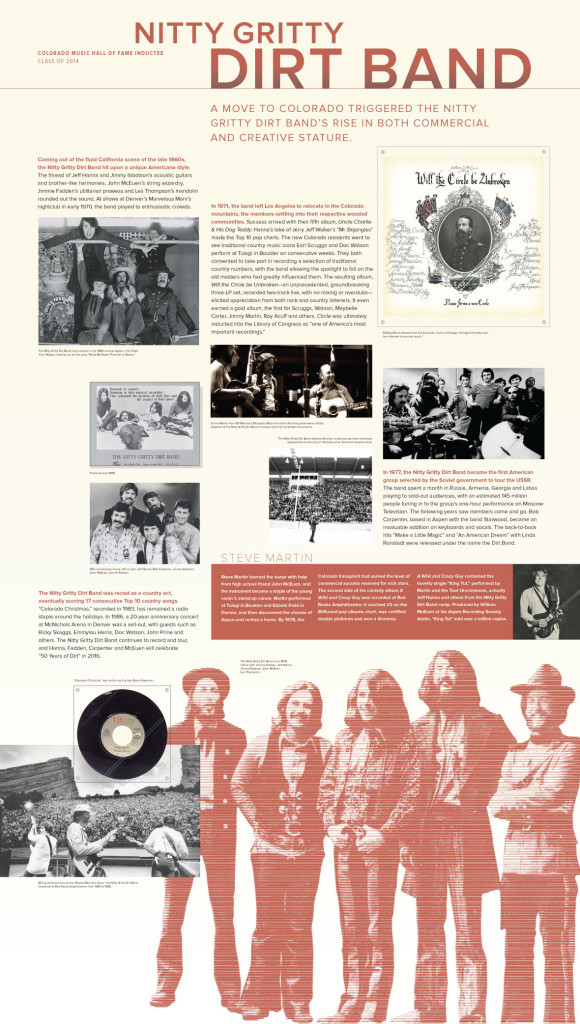 Nitty Gritty Dirt Band Infographic