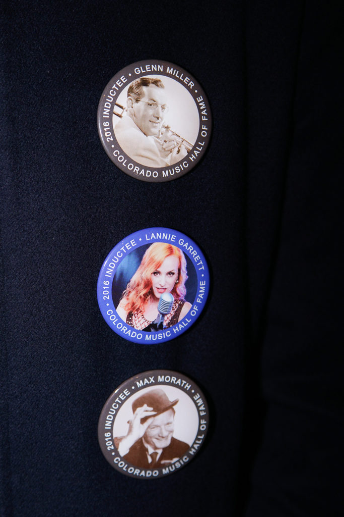 CMHOF 20th Century Pioneers Induction Ceremony Pins