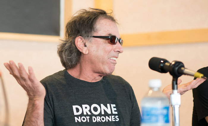 Mickey-Hart from the Grateful Dead at the Colorado Getaway Event - Colorado Music Hall Of Fame