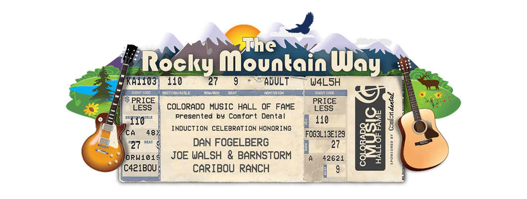 The Rocky Mountain Way - Colorado Music Hall of Fame