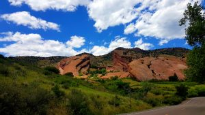 view of red rocks amphitheatre music venue in morrison co-cmhof