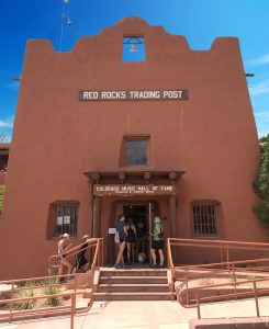 Red Rocks Trading Post - Colorado Music Hall of Fame