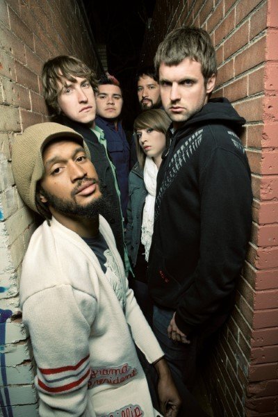 Flobots Brick Wall Photo