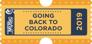 GOING BACK TO CO 2019