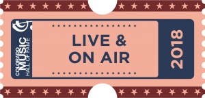 LIVE AND ON AIR 2018